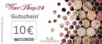 Vineshop24 - Gutschein