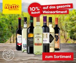 Weinjoker ✱ Netto Gutschein