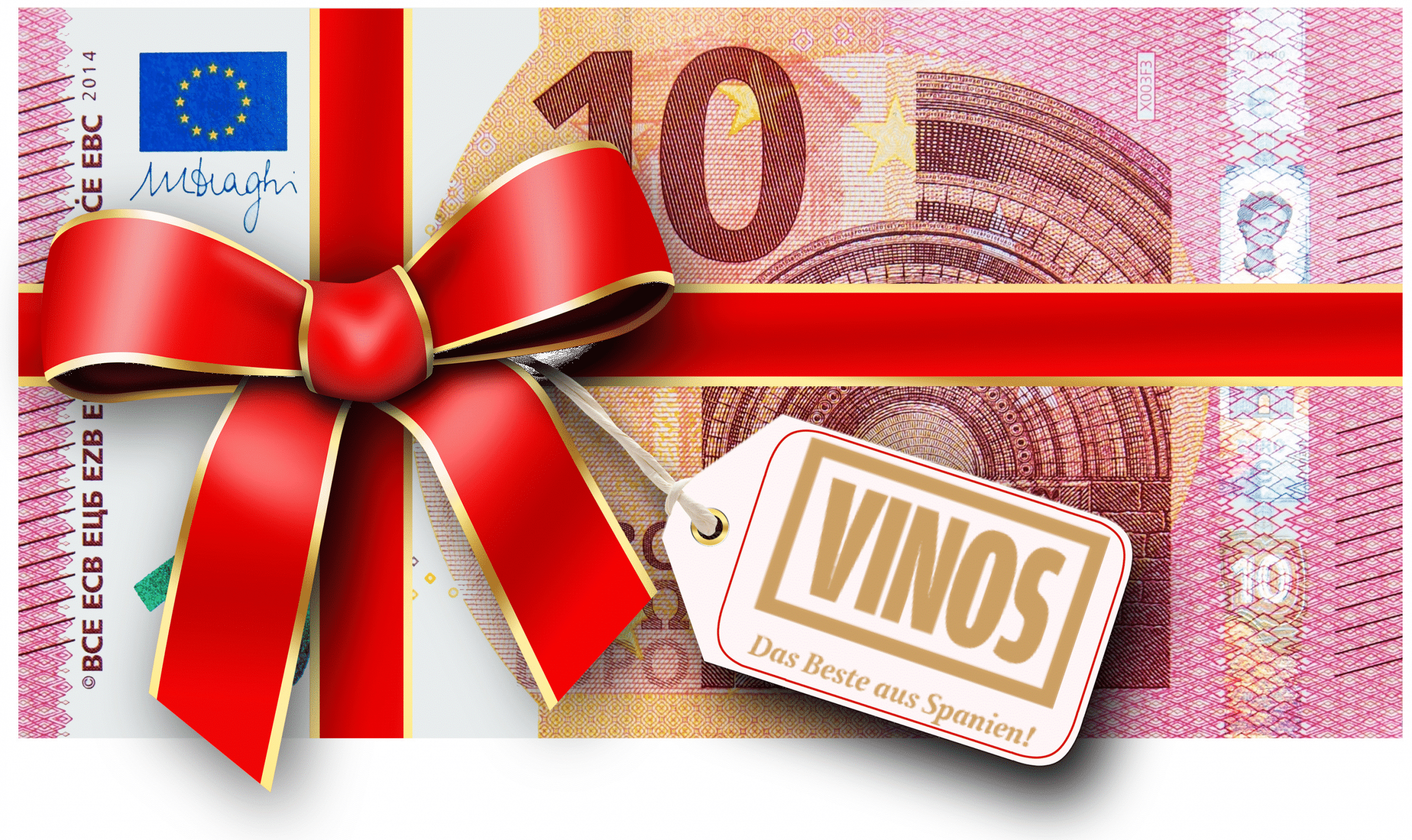 Vinos Gutschein 10 Euro