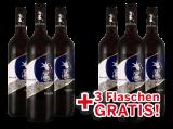 Vorteilspaket 6 für 3 Torrevento Primitivo Selezione del Re8,33€ pro l