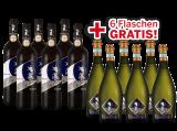 Vorteilspaket 12 für 6 Selezione del Re Primitivo und Prosecco7,78€ pro l