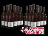 Vorteilspaket 12 für 6 Lergenmüller Spätburgunder TEVERA bei ebrosia
