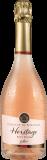 Jaillance Crémant de Bordeaux Rosé Brut Héritage AOC bei ebrosia