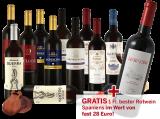 Großes Spanien-Rotwein-Probierpaket inkl. Besten Rotwein Spaniens8,47€ pro l