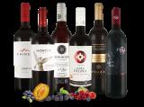 Cabernet Sauvignon ´´Weltreise´´ Wein-Probierpaket9,98€ pro l