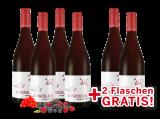 Zahel Blauer Zweigelt Rotwein-Vorteilspaket 4+29,98€ pro l
