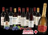 Großes Frankreich-Glück und Gratis Crémant8,48€ pro l