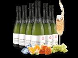 Probierpaket 6 Flaschen Cava Cossetània Brut Reserva bei ebrosia