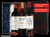 Rotwein Französisches Weingeschenk – Vive la France Bordeaux, Languedoc 13,29€ pro l
