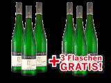 Vorteilspaket 6 für 3 Mehrlein Rheingau Riesling8,20€ pro l