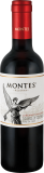 Rotwein Montes Cabernet Sauvignon Reserve 0,375l Colchagua Valley 14,64€ pro l