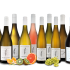 Geldermann Probierpaket Les Grands 6 Flaschen mit 4 Gläsern inkl. bei ebrosia