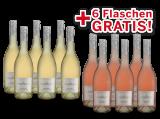 Vorteilspaket Lergenmüller Weißburgunder & Rosé Saigner TEVERA8,89€ pro l
