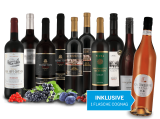 Vorteilspaket Die Welt des Rotweins inkl. 1 Flasche Cognac bei ebrosia