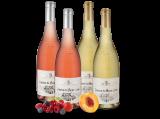 Kennenlernpaket Weiß- & Roséweine Joseph Castan aus Südfrankreich mit je zwei Flaschen7,97€ pro l