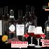 2018 Cuore delle Cotarella Trinity Merlot / Rotwein / Vino da Tavola Vino d'Italia bei Hawesko