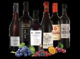 Probierpaket 6 Flaschen Trend-Rotweine der Welt 20198,89€ pro l