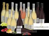 Großes Lergenmüller 16 Flaschen Minerva Kennenlernpaket mit fast 130 € Rabatt8,33€ pro l