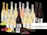 Großes Lergenmüller 16 Flaschen TEVERA Kennenlernpaket mit fast 130 € Rabatt bei ebrosia