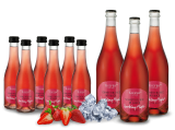 Vorteilspaket Kiefer Secco Rosé Schmetterlinge im Bauch 3 x 0,75 l und 6 x 0,2l10,14€ pro l