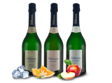 Geldermann Sekt Probierpaket ´´Les Grands´´ 3 Flaschen14,62€ pro l