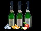Geldermann Sekt Probierpaket Les Grands 3 Flaschen bei ebrosia