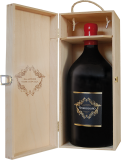 Rotwein Torrevento Negroamaro 3l Doppelmagnum in Holzkiste Apulien 13,30€ pro l