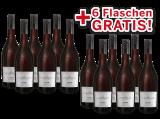 Vorteilspaket 12 für 6 Lergenmüller Merlot TEVERA bei ebrosia