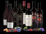 Rote Weinperlen Europas mit 8 Flaschen9,17€ pro l