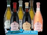 Kennenlernpaket Premium Cà dei Frati aus der Lombardei und Original-Kellnermesser gratis26,66€ pro l