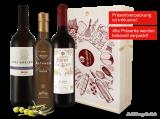 Präsent Für Rioja-Genießer mit Wein & Olivenöl bei ebrosia
