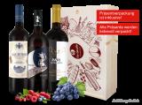 Präsent Für Genießer bester Rotweine bei ebrosia