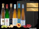 Präsent Riesling De luxe: Spitzenweine von erstklassigen Weingütern bei ebrosia