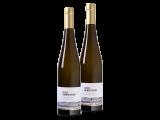 2er-Paket Heinrichshof – Sonnenuhr Rotlay Riesling QbA trocken – Mosel