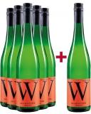 Wasem Doppelstück 2019 5+1 Grauburgunder Paket Weingut Wasem Doppelstück – Rheinhessen – bei WirWinzer