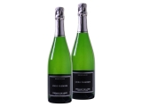 2er-Paket Loire Premium – Crémant de Loire AOC Schaumwein aus Frankreich – Loire trocken