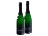 2er-Paket Weingut Philippsmühle – Rieslingsekt bA Brut – Mittelrhein Schaumwein aus Deutschland 2014 trocken