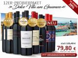 """Spitzenweine aus Italien 12er Probierpaket """"Dolce Vita am Gaumen"""" mit 39% Rabatt"""