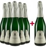 Karl Stein  5+1 Weißburgunder Sektpaket Weingut Karl Stein – Nahe – bei WirWinzer