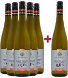 Einig-Zenzen Weinkellerei  5+1 Paket Pinot Grigio alkoholfrei feinherb Weinkellerei Einig-Zenzen – Mosel – bei WirWinzer
