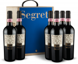 6er-OHK Feudi di San Gregorio 'Piano di Montevergine' Taurasi Riserva 2015 bei Wine in Black