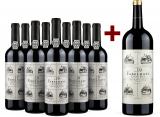 9er+Gratis-Magnum-Set Niepoort 'Fabelhaft' Douro 2019 bei Wine in Black
