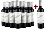 11+1-Set Bodegas Palacio 'Cosme Palacio' Crianza Viñedos en Altitud 2017 bei Wine in Black