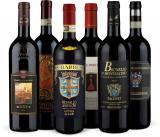 Wine in Black 'Outstanding Brunello di Montalcino'-Set bei Wine in Black