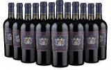 12er-Set Vinicola Nistri Corte al Passo 'Governo All'Uso Toscano' 2018 bei Wine in Black