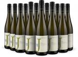 12er-Set Jurtschitsch Grüner Veltliner 'Grashüpfer' 2020 – Bio bei Wine in Black
