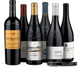 Wine in Black 'Rocking Rhône'-Set + Gratis-Kellnermesser bei Wine in Black