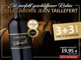 2014 Laborie Jean Taillefert in der 3+3 Aktion und fast 60€ Sparen!