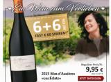 2015 Mas d'Auzières Les Éclats in der 6+6 Aktion! Fast 60€ SPAREN!