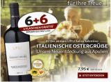 2015 a6mani LiFili Salice Salentino DOP in der 6+6 Aktion – 6 Flaschen Gratis!